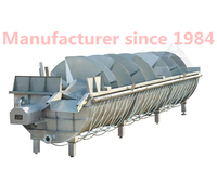 chicken slaughtering machine spiral pre cooler precooling pre-chiller machine