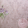 Beautiful Rose Flower Wallpaper 3D Embossed for Living Room