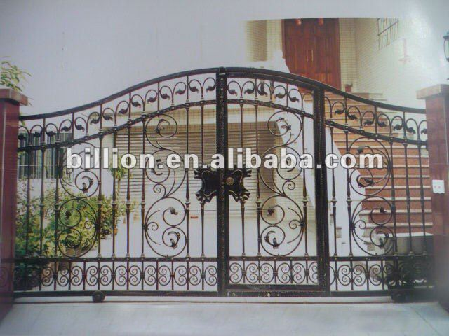 Latest Main Sliding Gate Designs For House Amazing Compound Wall