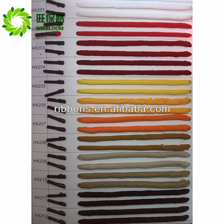 low elastic polyester rope 100G thin plastic rope
