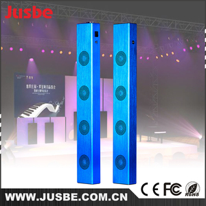 Jusbe Full-frequency 20w high quality active line array with manufacture price