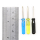High Quality Nickel Plating 50# Steel Mini Slotted Screwdriver 2.0mm for Watch Repair Promotional Gift