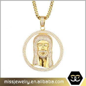 Hot sale custom new dubai 18k gold jesus piece pendantcoin holder hot sale custom new dubai 18k gold jesus piece pendant coin holder pendant for men aloadofball Images