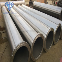 China Deep Well Dewatering Filter Pipe/johnson Water Well Screen (factory)
