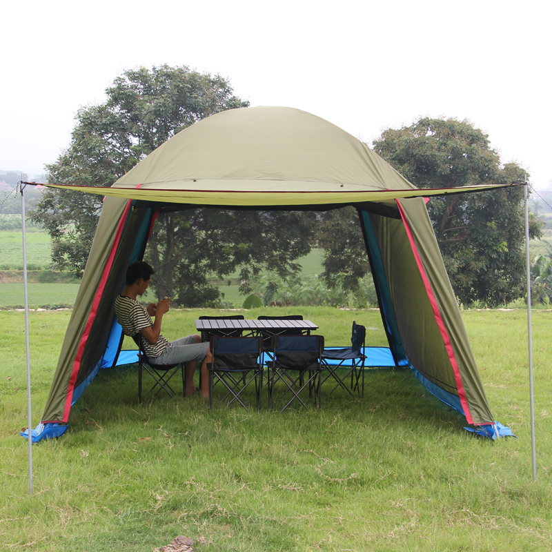 Hot Sale Waterproof Sun Shelter Beach Tent Camping Tent