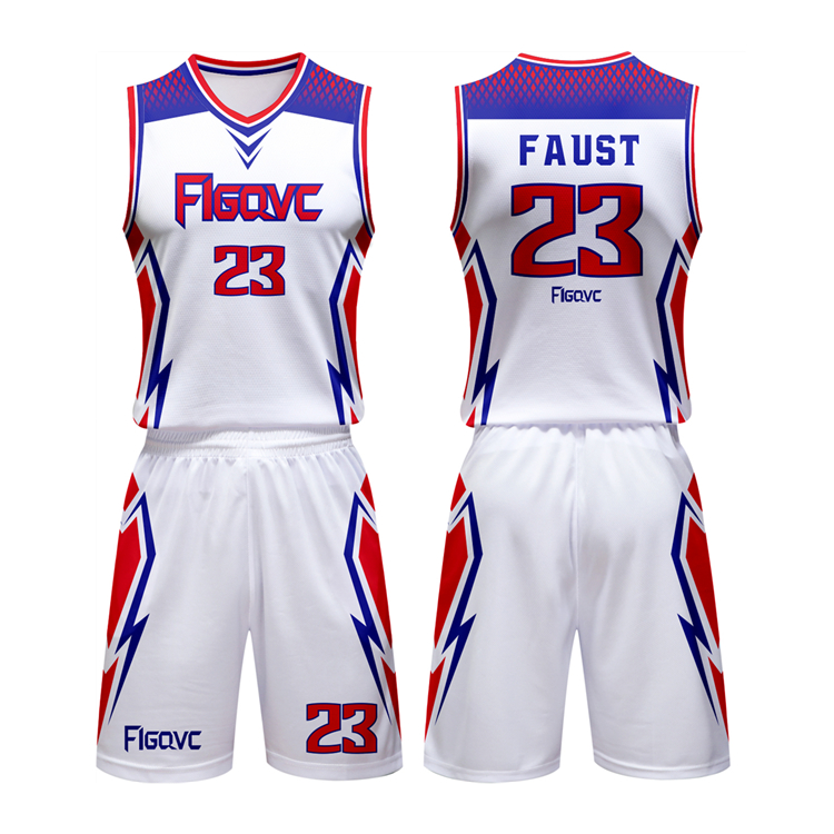 New arrival sublimated cheap basketball jerseys with high quality factory wholesale