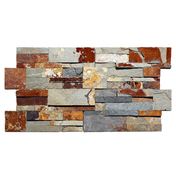 S Shaped Panels Garden Products Stone Wall Bali Natural Stone