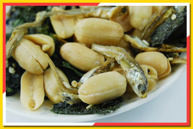 flour coated fish bulk peanuts in shell
