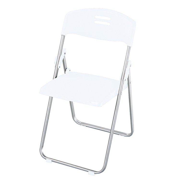 Wholesale Outdoor White Plastic Folding Chairs