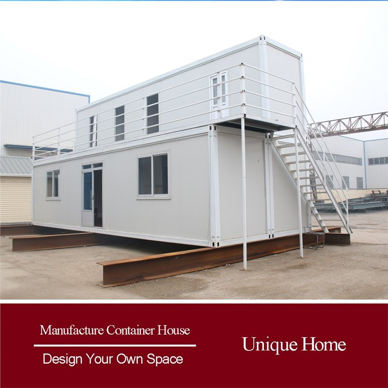 Movable Food Kiosk with flat pack remote site container homes