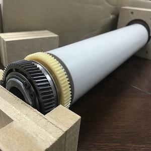 New Original Cheap Price Compatible Xerox D95 D110 D125 fuser upper heating  roller