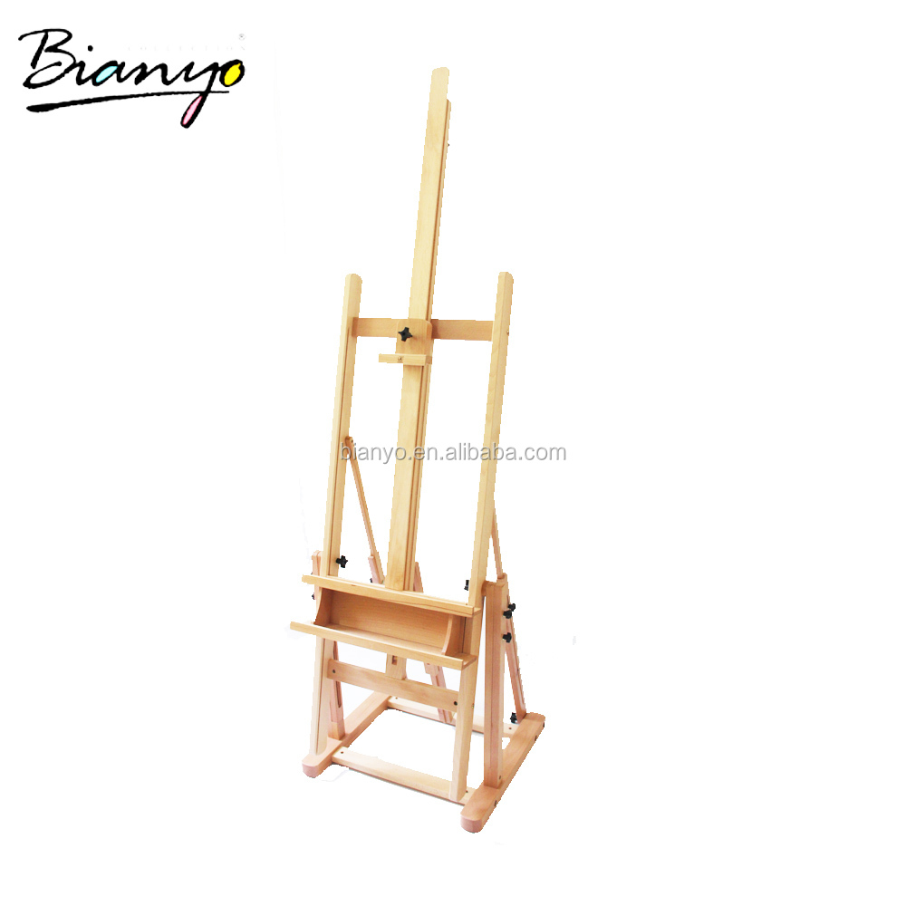 Professional Huge Beech Artist Wooden Easel Wholesale