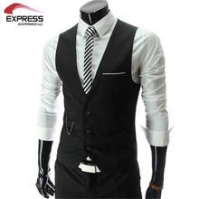 Luxusná pánska vesta k obleku z Aliexpress
