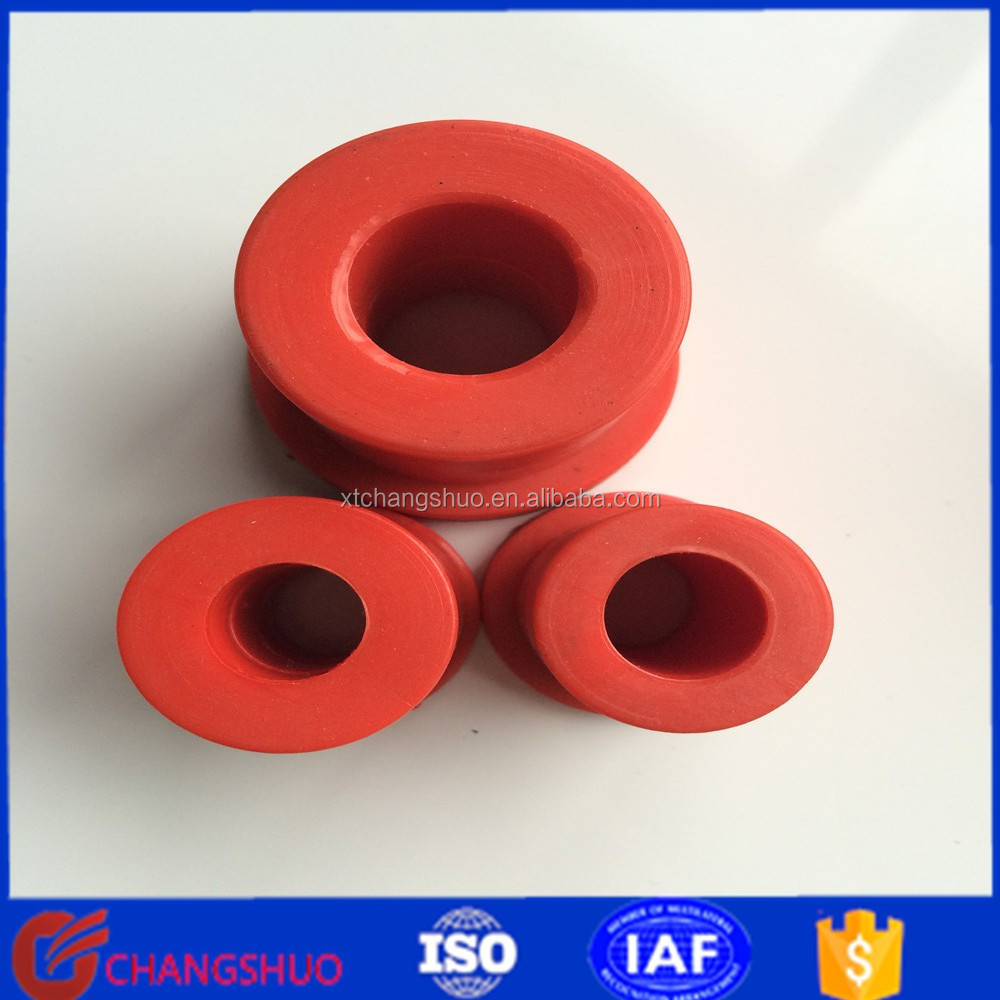 rubber bushing ,bushing, solid rubber block mounting hole rubber grommets