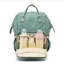 Travel Nappy Bag Backpack Baby Diaper Bag for Mom and Dad
