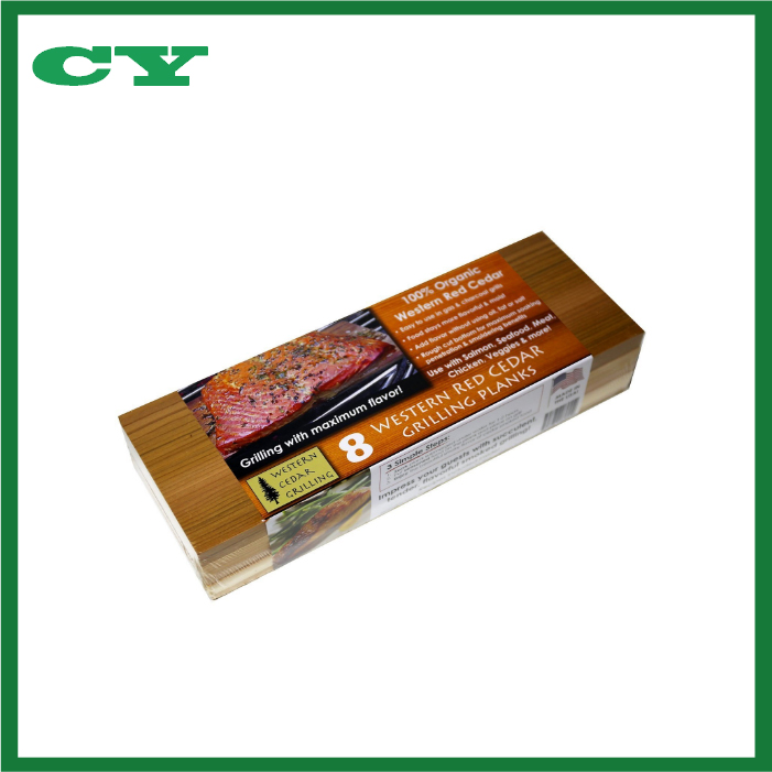 8 PAK Ceder Grillen Planken-Perfect voor ZALM, VIS, STEAK, VEGGIES en meer