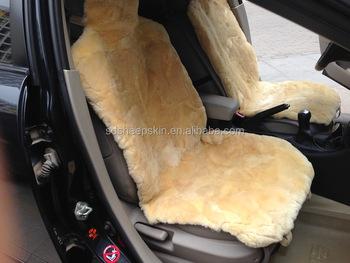 Patchwork Short Fur Cover Super Cheap Car Seat Cover
