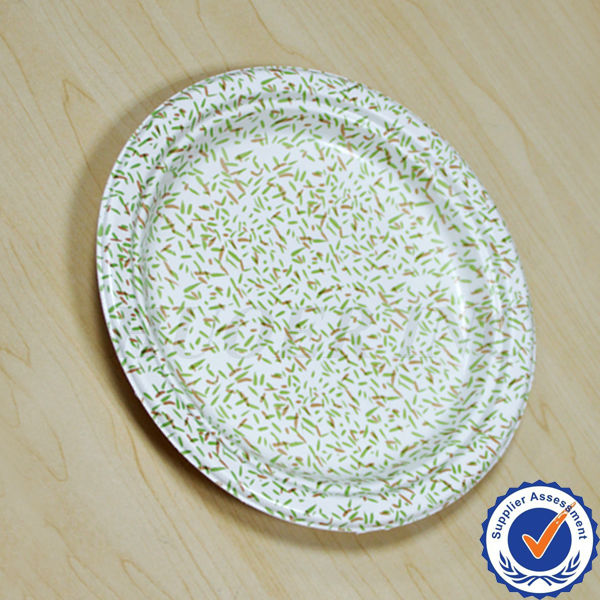 High Quality Plastic Disposable Plates