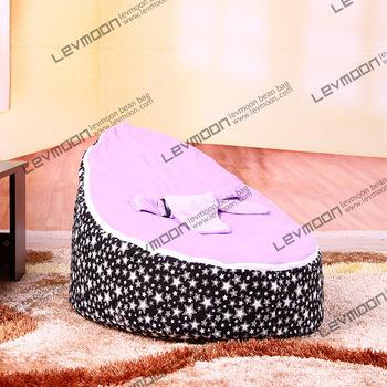 Бесплатная доставка ребенка мешок фасоли крышка с 2 шт. purpleup крышки ребенка мешок фасоли кресло покрытие ребенка мешок фасоли стул детей диван ленивый стул