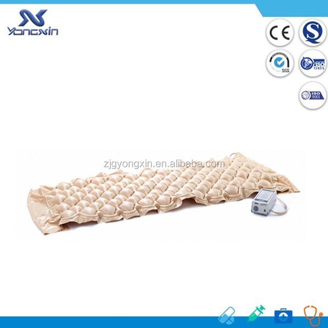 yxz070e serie anti ulcer prevention medical air mattress