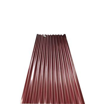 Galvanized Sheet Price Metal Roofing Material Corrugated