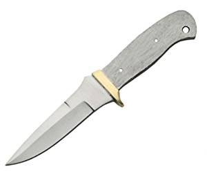 8in Stainless Steel Blade Blank Blade Knife Blade Blanks Knife Blades Blanks Blank Knife Blades