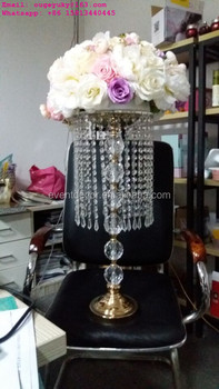 2017 new products crystal chandelier centerpieces wedding flower 2017 new products crystal chandelier centerpieces wedding flower stand centerpieces aloadofball Gallery