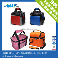 Customized insulated bag cooler for frozen food