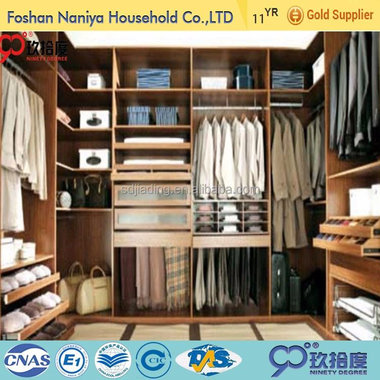 Modernes design schlafzimmer möbel kleiderschrank l form ...