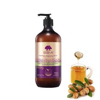 Private Label Distributor Argan oil Free Sulfate Best Clarifying Shampoo