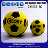 Factory Wholesale Cheap Rubber Mini Soccer Balls In Size 5,Promotional Printed Small Rubber Football In Size 1