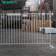 Factory supply cheap galvanized free standing portable temporary fencing