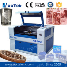 Made in China co2 laser engraving cutting machine cheap price laser engraver 60w 6090 mini laser stamp engraving machine