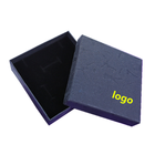 eco friendly recycled customized apparel tie gift packaging box for scarf