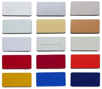 color chart alucobond aluminum composite panel buy. Black Bedroom Furniture Sets. Home Design Ideas