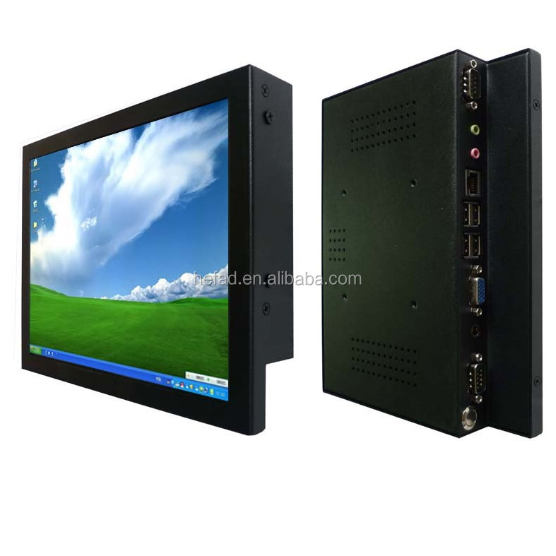 "12"" industrial Touch Panel PC with Resistive Touch"