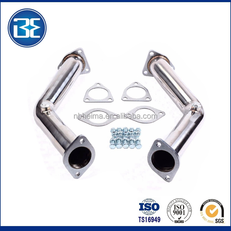 For Infiniti G35 FX35 Test- Pipes Auto Car Stainless Steel Exhaust Header for exhaust system