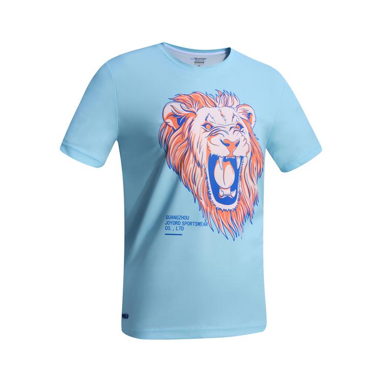 Oem Custom Brand Printing Quick Dry Golf Running Men Tshirt