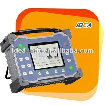 Digital Eddy Current Flaw Tester/Metal Parts Testing Equipment