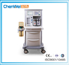 2016 chenwei new products CE marked surgical equipment with two selectatec vaporizers anesthesia machine CWM-301