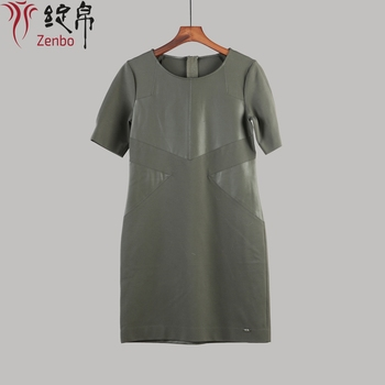 Women Clothing Formal Office Part Dress
