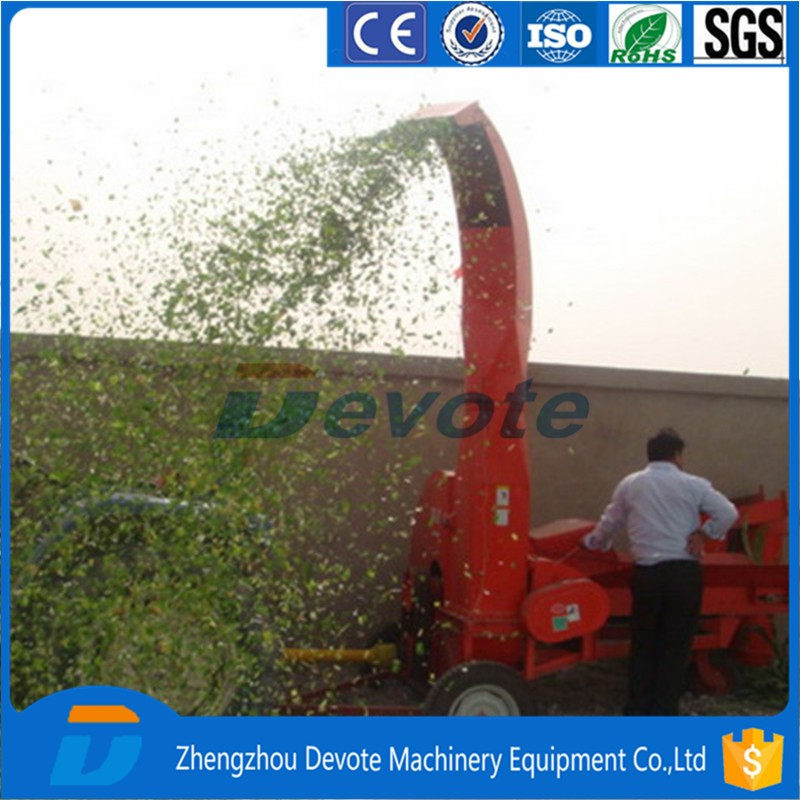 Agricultural Chaff Cutter For Animale Feed