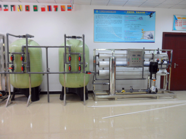 manufacturer Professional Pharmaceutical water purification equipment