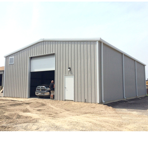 New technology prefabricated steel industrial hall