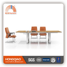 DT-04 wood meeting desk 3m conference table meeting table for 8 persons