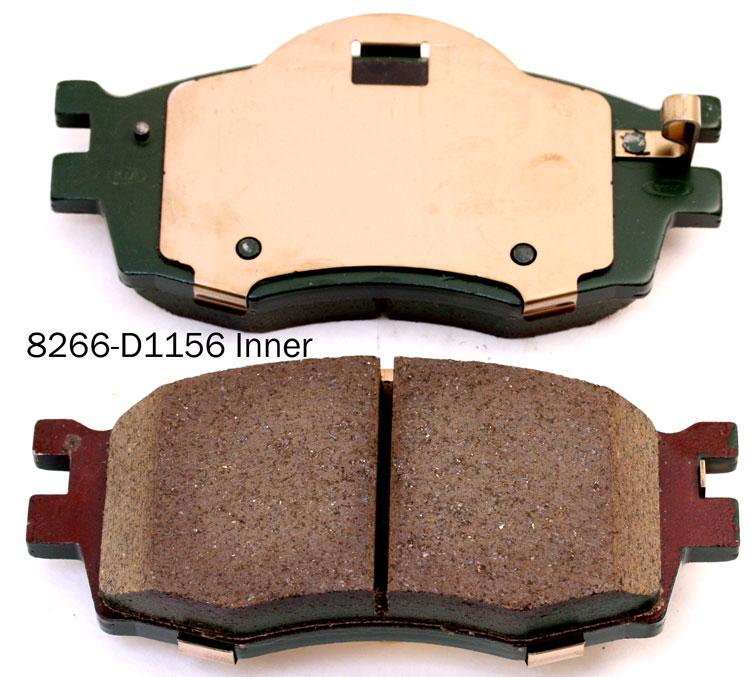bon prix 58101 1ga00 plaquettes de frein en c ramique pour en gros buy product on. Black Bedroom Furniture Sets. Home Design Ideas