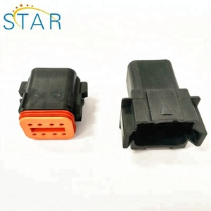 bacbf5e813924f 8 Pin Waterproof Connector