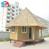 Prefabricated houses, villas, hotels and resorts with good aesthetics and durability and high price ratio