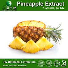 Food Supplement Pineapple Juice Extractor/Pineapple Juice Powder/Pineapple Stem Extract