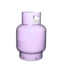 Gas bottle customized 12.5KG 15KG composite lpg gas cylinder